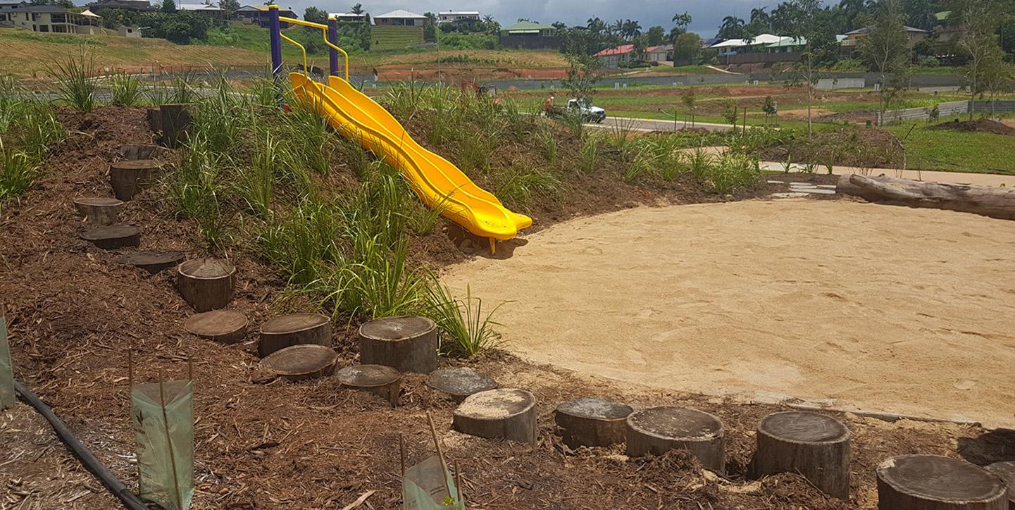 Enclave children's park